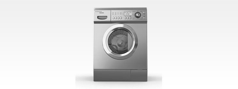 A new front loading washing machine or dryer